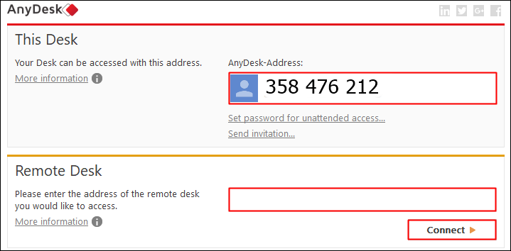 How to download and setup AnyDesk - Diadem Technologies