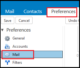 How to download Junk mail using POP in Zimbra - Diadem